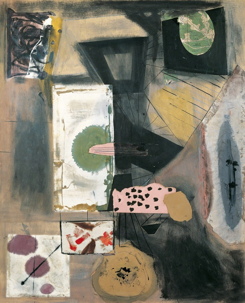 Robert Motherwell | Joy Of Living (1943) | Artsy