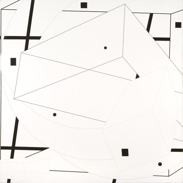 , 'Solar Wind VII,' 1974, David Klein Gallery
