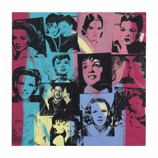 Andy Warhol, 'Judy Garland and Liza Minnelli', Christie's