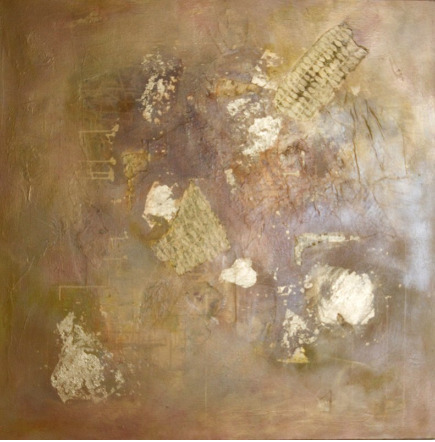 , 'Two Gold,' 2015, Walter Wickiser Gallery