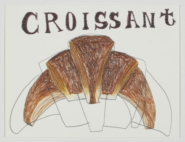 , 'Croissant,' 2013, Tomio Koyama Gallery