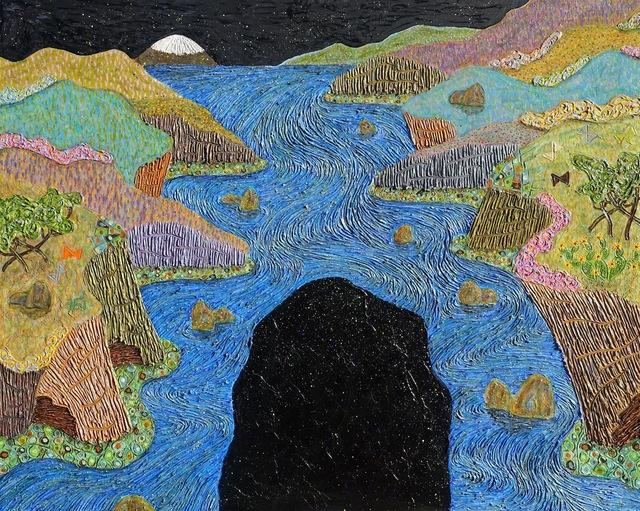 , 'Sacred Landscape #12,' 2016, LAUNCH LA