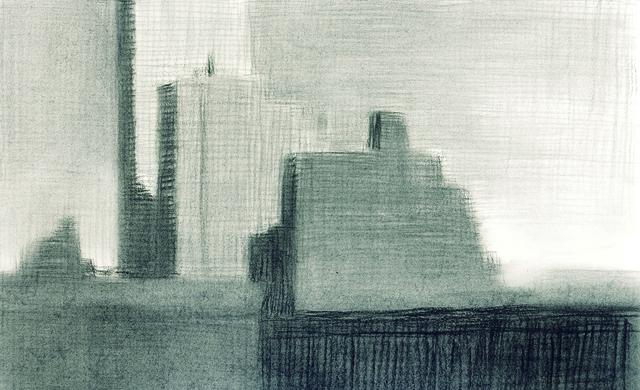 , 'Carbon n°23,' 2016, Antonia Jannone Disegni di Architettura
