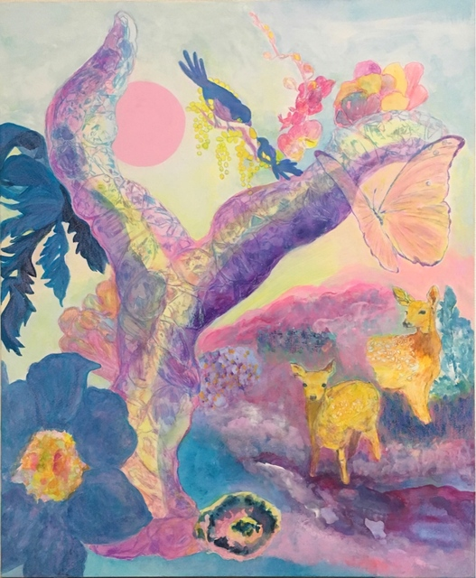 , 'Jewel Tree,' 2018, galerie bruno massa