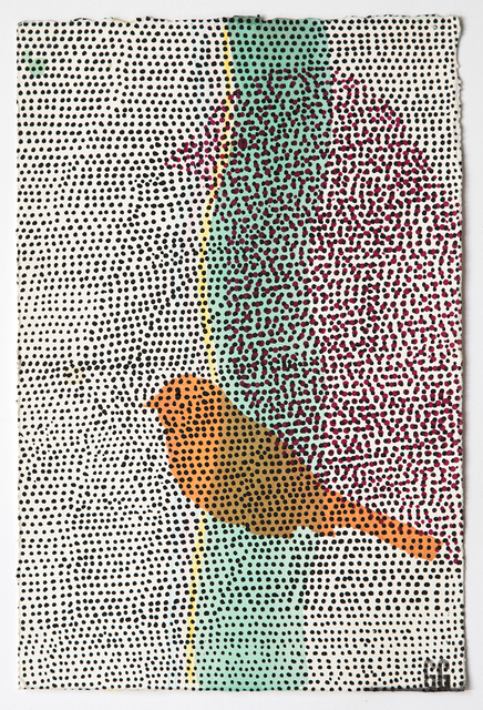 , 'Orange bird,' 2017, Planthouse