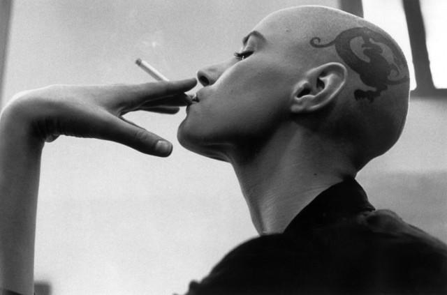 Ferdinando Scianna, 'Milan, model.', Photography, Magnum Photos