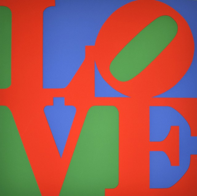 Robert Indiana, 'Love', 1997, Georgetown Frame Shoppe