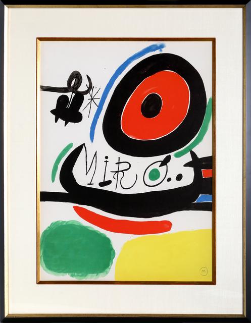 Joan Miró, 'Osaka Exhibition (M. 680)', 1970, RoGallery