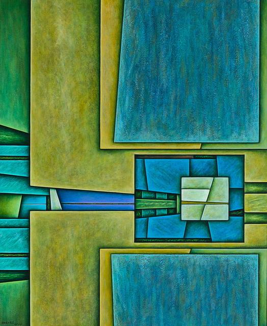 , 'Paisaje Espejismo (Illusionary Landscape),' 2000, Latin American Masters
