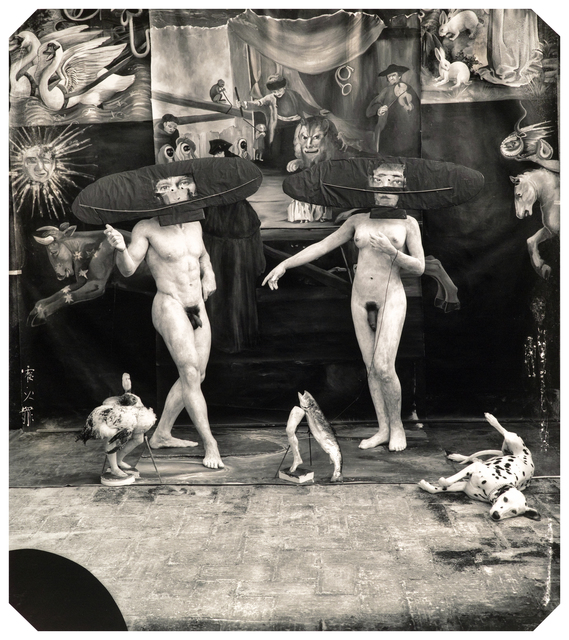 Joel-Peter Witkin, 'The Eggs of My Amnesia, Rome', 1996, Etherton Gallery