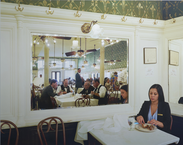 , 'Staff Meal, Galatoires, Bourbon Street, New Orleans,' 2014, CHOI&LAGER