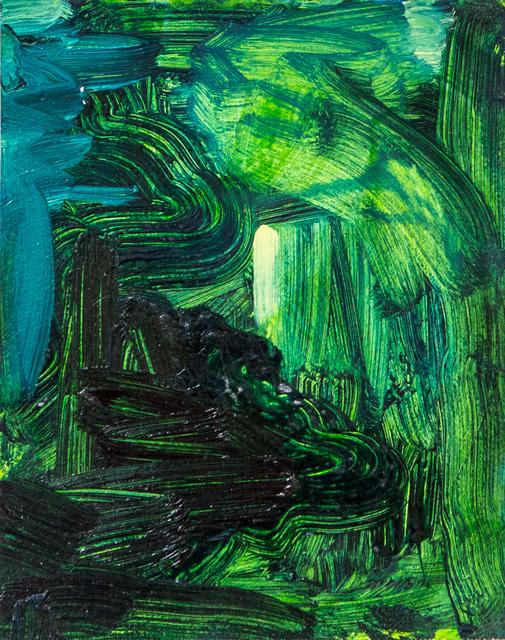 Kate Dunn, 'The Sea Sucks Obsessively', 2018, Cynthia Corbett Gallery