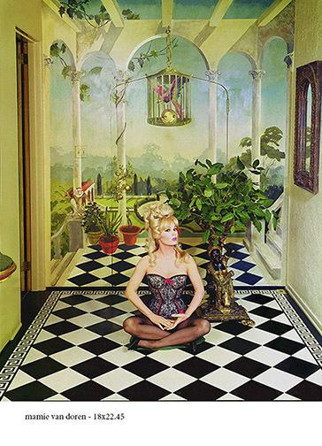 , 'Mamie Tromp L'Oeil Pose ,' 1963, Milk Gallery