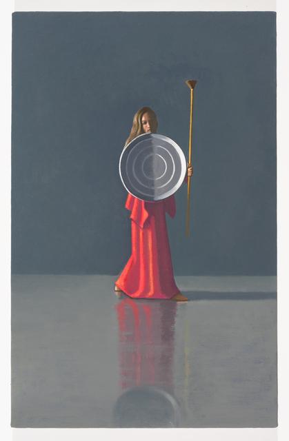 Vonn Sumner, 'Warrior', 2014, Morton Fine Art