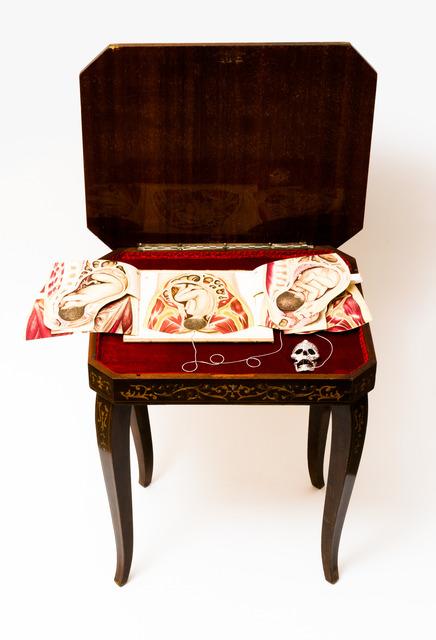 , 'Berceuse[Lullaby],' 2013, Portas Vilaseca Galeria