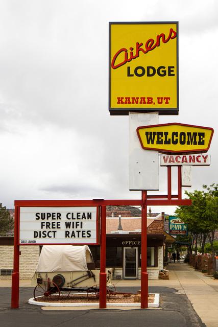 , 'Motel 2 - Kanab, Utah,' 2020, PHOTIQ