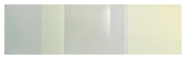 Susan English, 'Snow Light', 2021, Painting, Tinted polymer on aluminum composite, Kathryn Markel Fine Arts