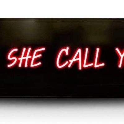 David Drebin, 'Did She Call You Yet?', Art Angels