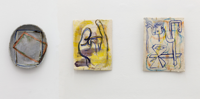 , 'Hands of Forward Bend,' 2017, Umberto Di Marino