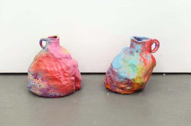 , 'Jugs,' 2015, Galerie Antoine Ertaskiran