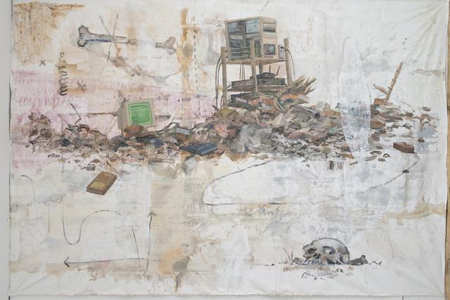 , 'Untitled,' 2015, Ruth Benzacar Galería de Arte