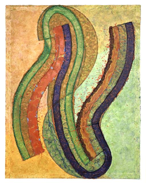 , 'All Apart,' 2017, Ruiz-Healy Art