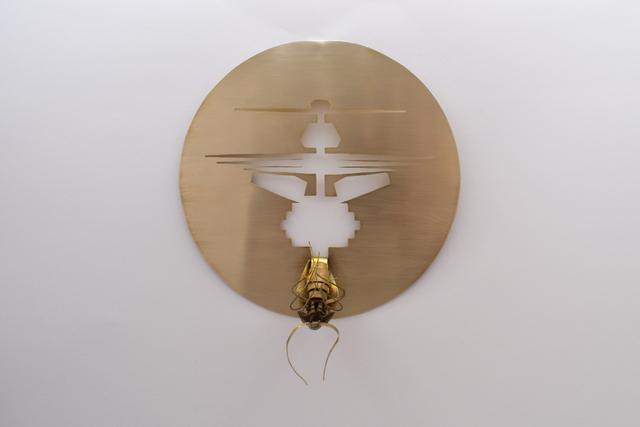 , 'Folding From A Piece - Cockroach II,' 2019, Karin Weber Gallery