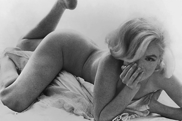 ", 'Marilyn Monroe: From ""The Last Sitting"" (Baby),' 1962, Staley-Wise Gallery"