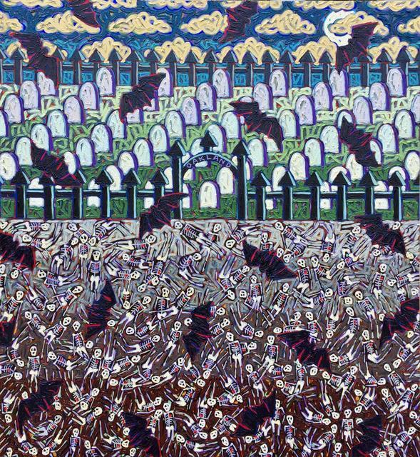 , 'Oakland, Twilight,' 2012, Thomas Deans Fine Art