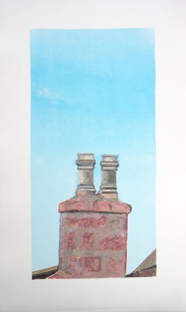 Agnes Murray, 'Roanheads Chimney # 2 (Scotland)', 2014, Tabla Rasa Gallery