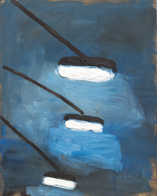 , 'Lâmpadas (postes) ,' 2017, Baró Galeria