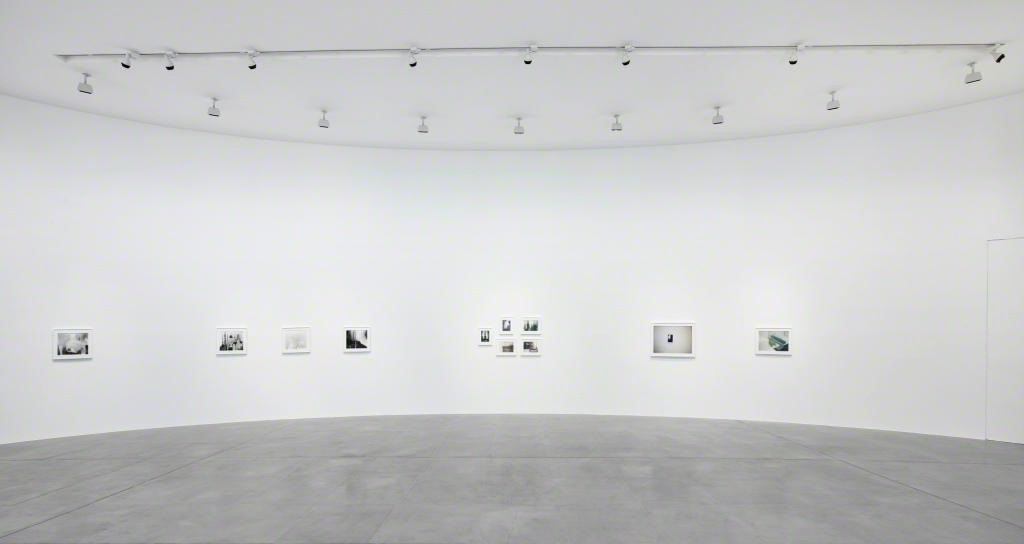 SALLY MANN - REMEMBERED LIGHT: CY TWOMBLY IN LEXINGTON.