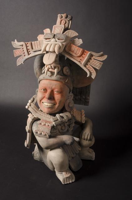 Kukuli Velarde, 'Jodida Indeja', Hieronymus