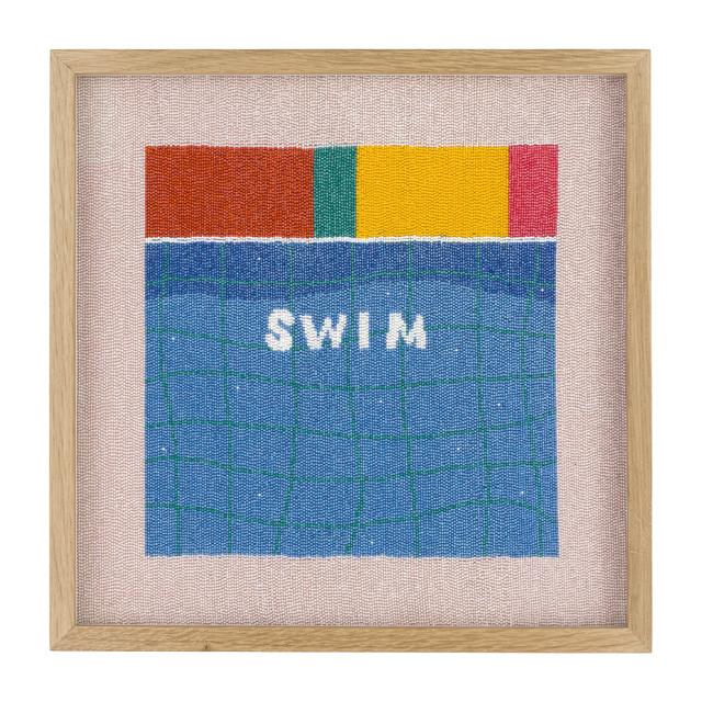 , 'Swim (Seeing Jess),' 2018, Rebecca Hossack Art Gallery