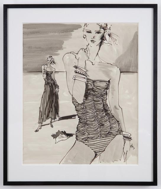 , 'Palm Beach, Halston Swimwear II,' , Gray M.C.A