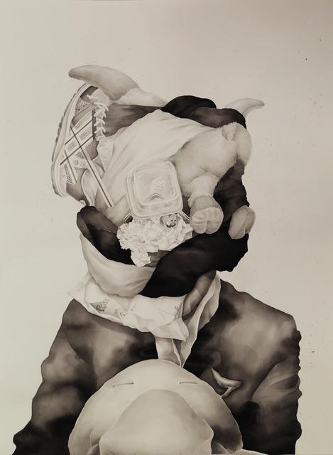 , 'Cathy Head,' 2018, Powen Gallery
