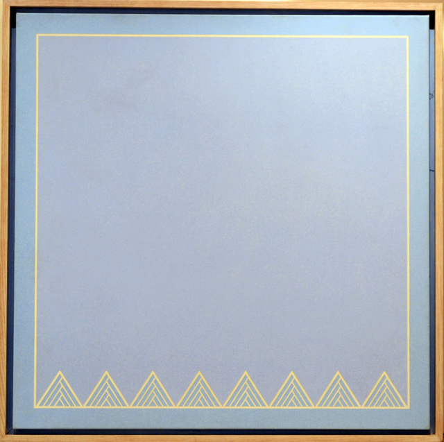 , 'Aegean # 15,' 1978, Herringer Kiss Gallery