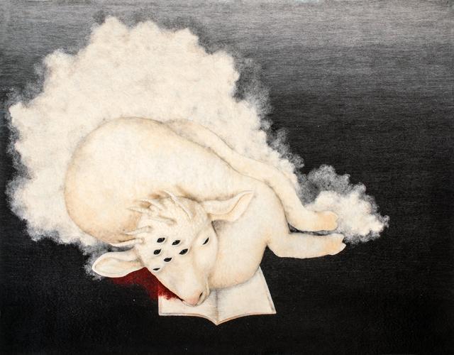 , 'Cordero Blanco,' 2019, MAIA Contemporary