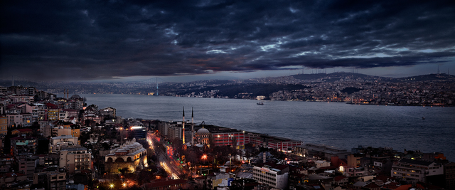 David Drebin, 'The Bosphorus', 2011, Isabella Garrucho Fine Art
