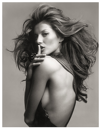 , 'Gisele Bündchen,' 2002, Staley-Wise Gallery