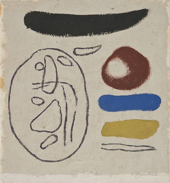 , 'Formen und Linienfiguren,' 1937-1938, Jahn und Jahn