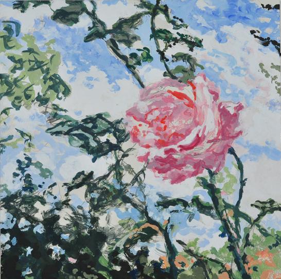 , 'Cypress,' 2015, Amos Eno Gallery