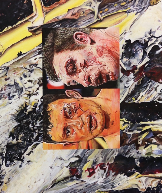 , 'Vladimir Klitchko,' 2016, Wilde