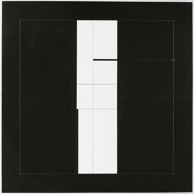 , 'Untitled Black,' 2018, The George Gallery