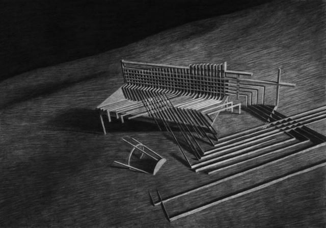 , 'Formation I,' 2016, Galerie Ron Mandos