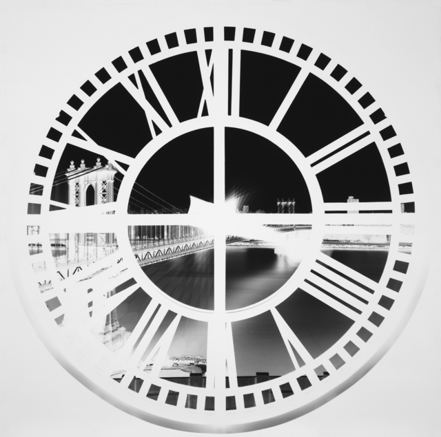 , 'Clock Tower, Brooklyn, XX: June 3, 2009,' 2009, Galerie Xippas