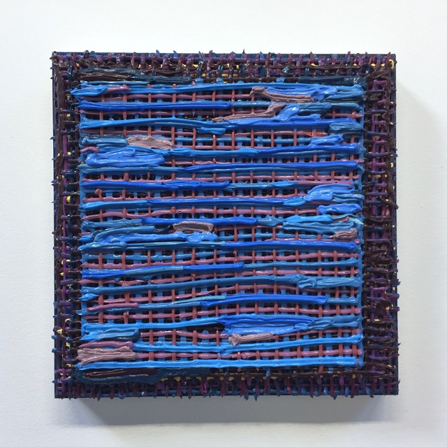 , 'Thompson Grid,' 2017, Bau-Xi Gallery