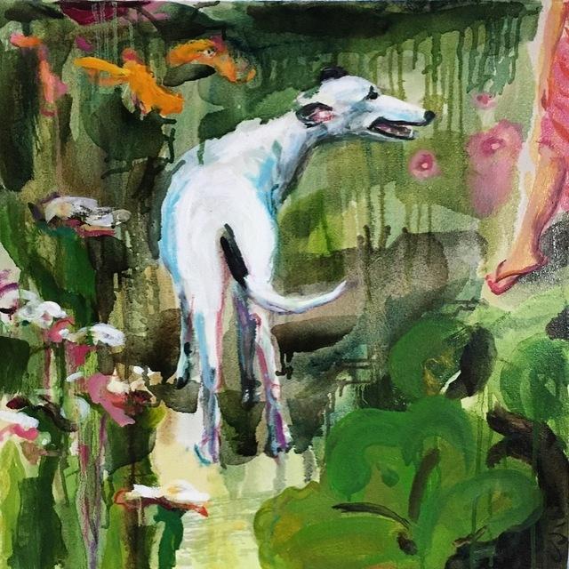 , 'Fern & The Flip Flop - Fergus,' 2018, parts gallery