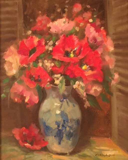 , 'Poppies, Poppies,' , Cosmopolitan Fine Arts