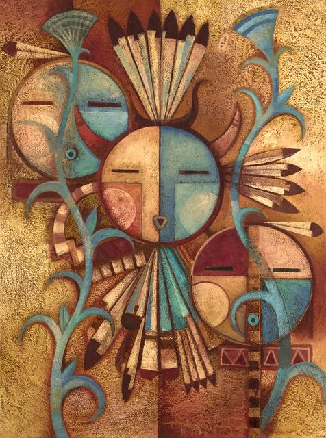 Tony Abeyta, 'Moonlight Variants', Blue Rain Gallery